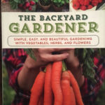 The Backyard Gardener - www.booksonthelane.co.uk
