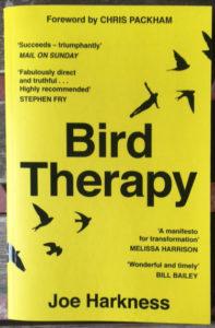 bird therapy - www.booksonthelane.co.uk