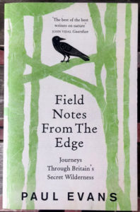 field notes from the edge - www.booksonthelane.co.uk