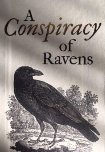 A Conspiracy of Ravens - www.booksonthelane.co.uk