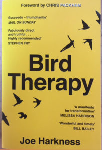 Bird Therapy - www.booksonthelane.co.uk