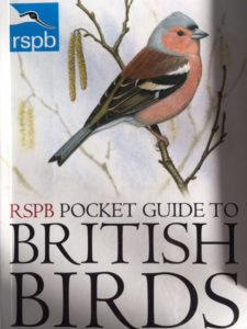 RSPB Pocket Guide - www.booksonthelane.co.uk