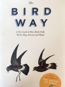 the Bird Way - www.booksonthelane.co.uk