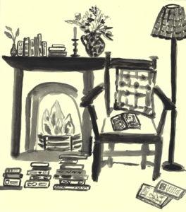 Armchair Naturalist - www.booksonthelane.co.uk